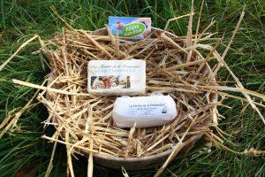 Beurre salé et doux - Ferme de la Renaudais - Plouer sur rance - Dinan