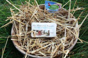 Beurre demi-sel - Ferme de la Renaudais - Plouer sur rance - Dinan