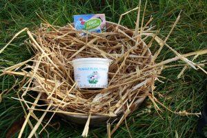 petit pot de fromage blanc - Ferme de la Renaudais - Plouer sur rance - Dinan